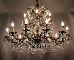 chandelier image learn trade secrets restoring old antique brass chandeliers