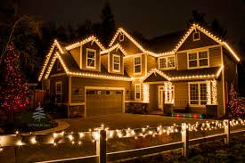 Hanging Icicle Lights On House Christmas Lighting Professionals In Eastern North Carolina