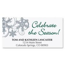 Christmas Address Labels Template Magdalene Project Org