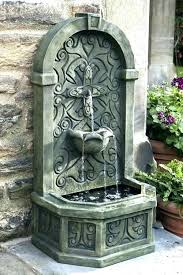 wall mounted fountains outdoor wall mounted fountain outdoor outdoor wall waterfall large outdoor wall fountains outdoor wall mounted water fountain wall