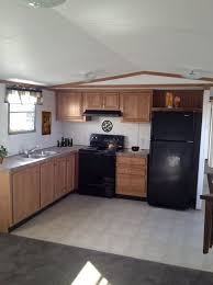 modular and manufactured home cool mobile home kitchen designs