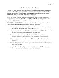 frankenstein essay topics frankenstein essays
