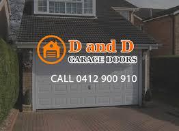 d and d garage doorsGarage Doors Murrumbeena  Call 0412 900 910  D and D Garage