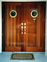Solid Wood Entrance Doors | Modern Home & House Design Ideas