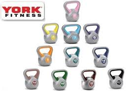 york kettlebells. types of kettlebells york