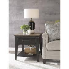 706 915c kincaid furniture plank road living room end table