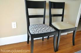 stylish fabric for reupholstering dining room chairs image of best fabric how to recover