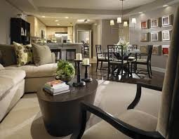 Open Concept Living Room And Dining Room Ideas - Kitchen and dining room lighting ideas