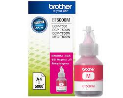 Емкость с <b>чернилами Brother BT5000M</b> оригинальный