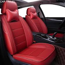 2018 new pu leather car seat covers for honda crv xrv odyssey city crosstour crider vezel accord auto universal set accessories malaysia senarai harga