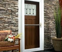 andersen storm door with retractable screen storm door parts medium size of admirable storm door parts