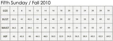 Donna Vinci Size Chart Churchsuits Com Size Chart
