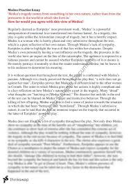 medea essay year vce english thinkswap medea essay