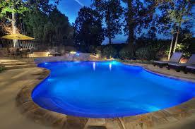 swimming pool lighting options. Pool And Area Lighting Swimming Options