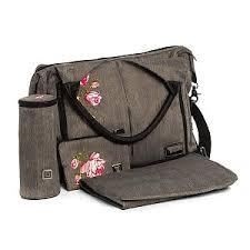 <b>Moon Сумка</b> для пеленок <b>Messenger Bag</b> Fashion / цвет серый ...