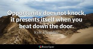 Quotes About Opportunity 98 Wonderful Door Quotes BrainyQuote