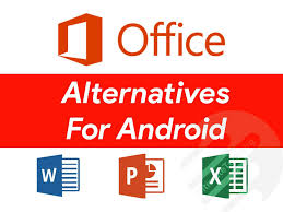 tech office alternative. 2 Best Alternatives To Microsoft Office For Android Device Tech Office Alternative F