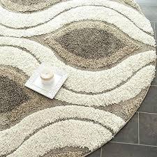 circle area rug collection cream and smoke round area rug 4 diameter round area rug circle area rug