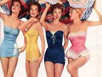 100 best images about Vintage Swimwear on Pinterest | Swim, Rose ...