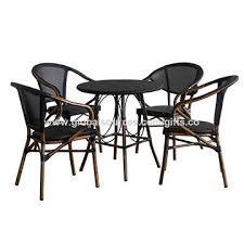 Aluminum patio furniture Sling Patio Aluminum Patio Furniture China Aluminum Patio Furniture Ebay China Highend Resort Hotel Outdoor Aluminum Patio Furniture On