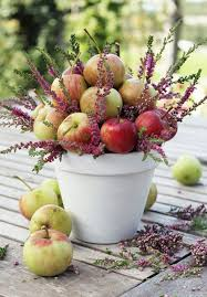 Decorating: Apple Wreath Decor For Autumn - Apple Wreaths