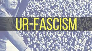 fascism is a technology