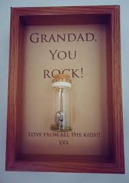 grandad gift grandfather grandpa birthday gift grandad you rock gift ideas for grandad undertheblossomtree