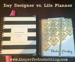 Erin Condren Vs Day Designer Planner Comparison Of The Whitney English Day Designer And