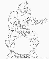 Also try other coloring pages from. Printable Wolverine Coloring Pages For Kids