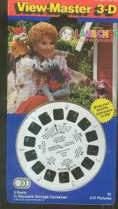 Shari Lewis Lambchop Friends Viewmaster New 1993