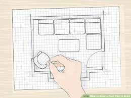 drawing floor plans image titled draw a floor plan to scale step drawing floor plans using drawing floor plans
