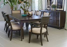 regency dining room set