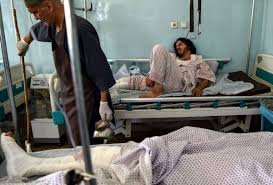 Islamic State Claims Bombing at Kabul Wedding That Killed 63 ...
