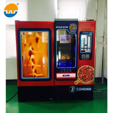 Pizza Vending Machine For Sale Simple Hot Fresh Automatic Pizza Vending Machine Buy Pizza Vending