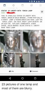 shade black and pictures statue of liberty with torch lamp 250 this is