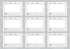 Storyboard Template For Film Story Stock Vector Art & More Images Of ...