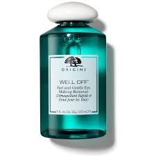 origins well off fast and gentle eye make up remover 150ml lookfantastic