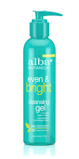 <b>even & bright</b> - Alba Botanica