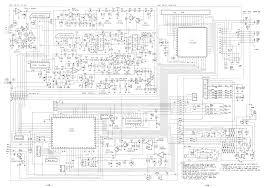 realistic htx 100 schematic diagram cpu