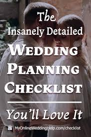 Wedding Detail Checklist Your Complete Wedding Checklist 10 Steps Plus Timeline