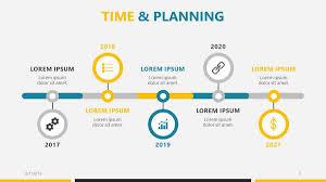 Timeline Slide Template Roadmap Slide Template Free Timeline Templates The Webs Top