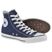 converse navy blue. converse all stars classic high top boot (navy blue/white) navy blue s