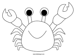 Small Picture Fancy Crab Coloring Pages 95 For Your Free Coloring Kids with Crab