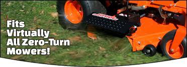 fits virtually all zero turn mowers