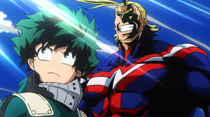 My Movie My Hero Academia Movie Coming From Legendary Pictures