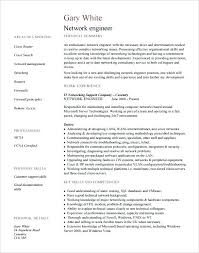 latest resume format sample example network engineer resume for fresher  format latest resume format 2014 in