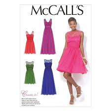 Mccalls Patterns Classy McCalls Pattern M48 From £4848