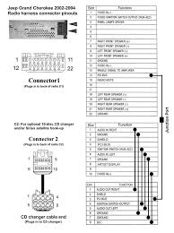 jeep liberty stereo wiring diagram wiring diagrams online