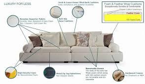 sophia sofa large fabric sofa 4