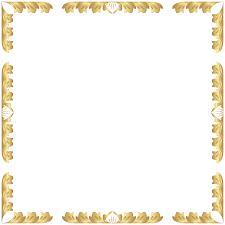 fancy frame border transparent. Decorative Border Frame Transparent Clip Art PNG Image Fancy